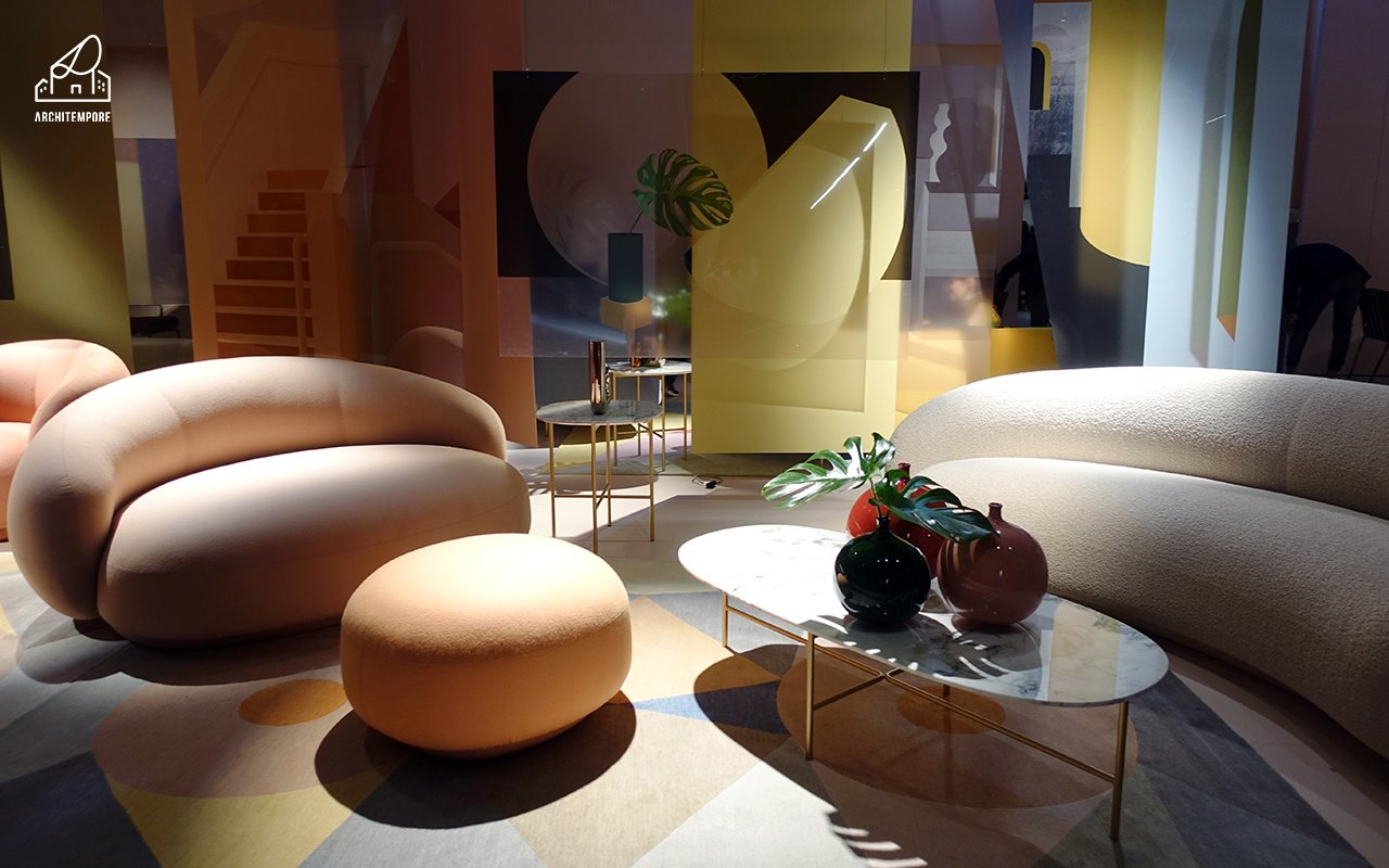 Trend arredo casa 2019, direttamente dal Salone del Mobile
