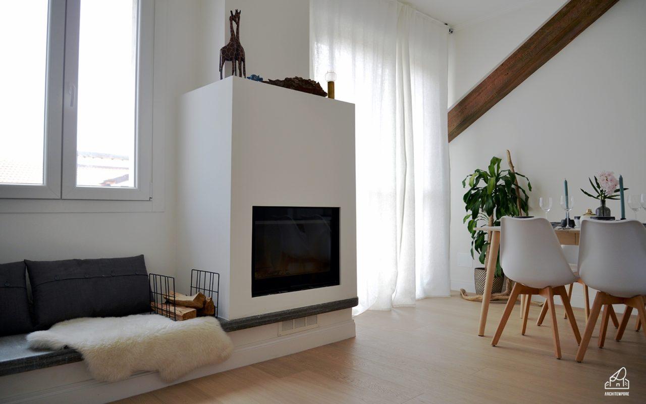 Portfolio   Arredare un salotto in stile nordico