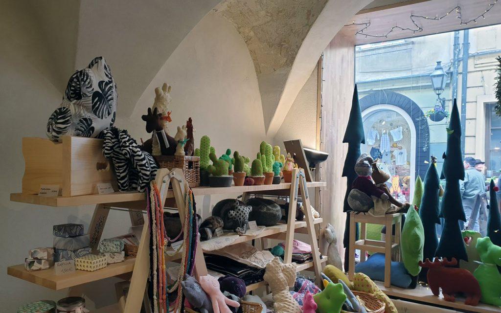 Shopping a Lubiana: design sloveno