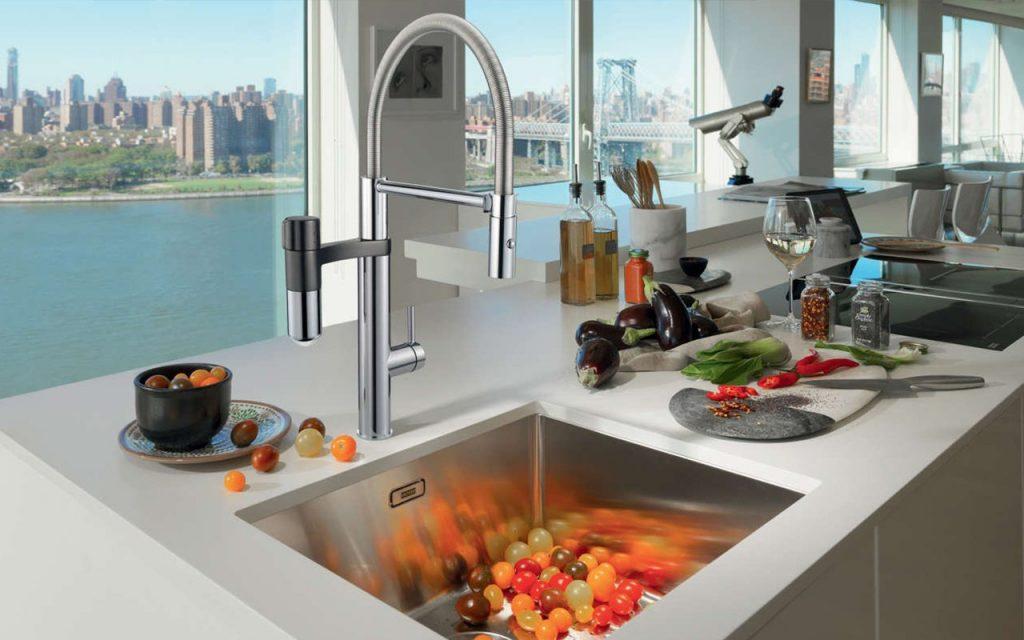 I miscelatori cucina, tra design e funzionalità