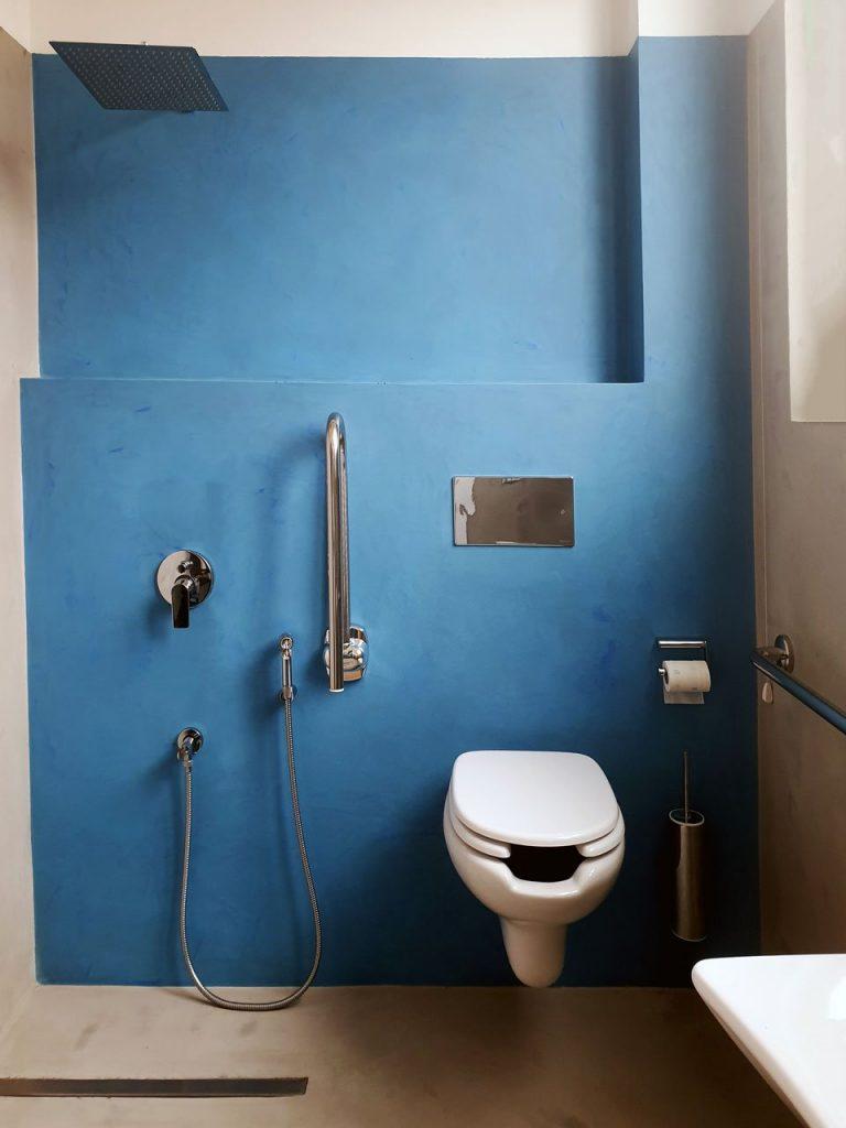 Bagno per disabili bello e a norma: un progetto di Architempore