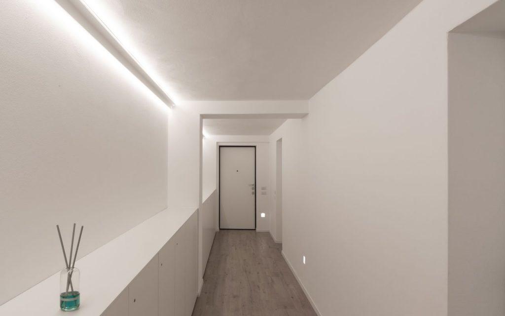 Portfolio   Progetto per un seminterrato abitabile a Milano