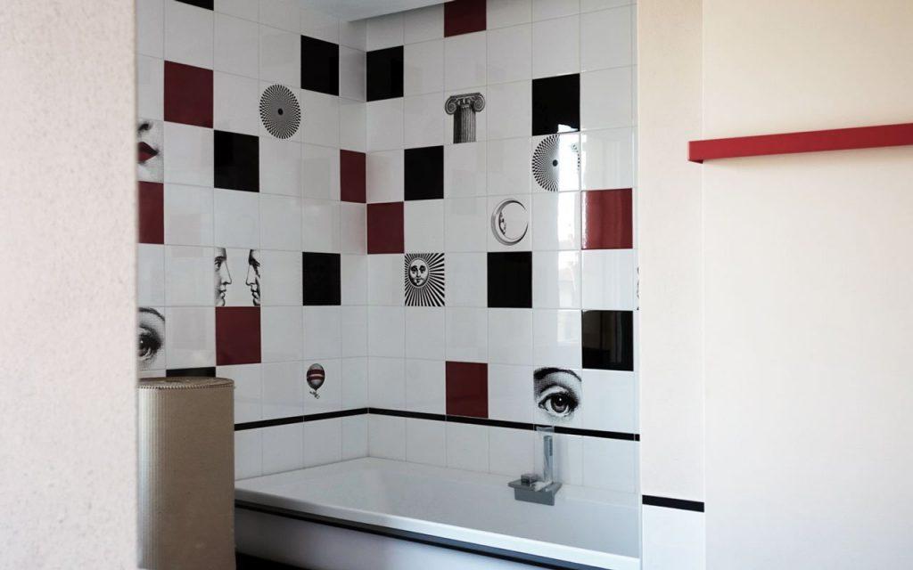 Progettare un bagno   Storia del cantiere B12