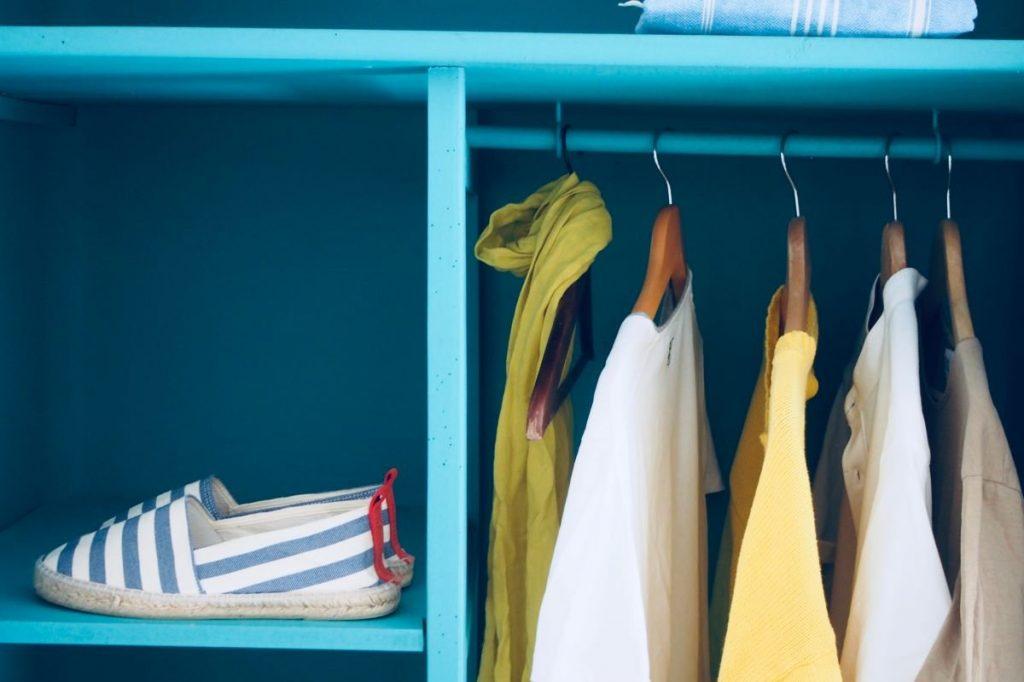 Organizzare cassetti armadio