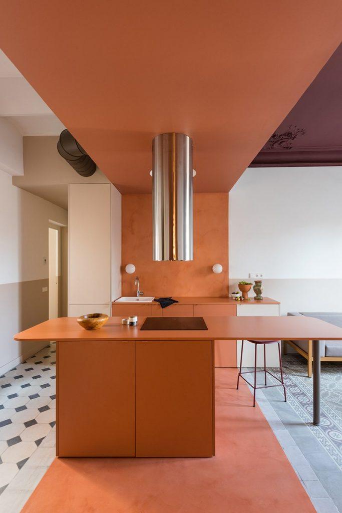 Cucina open space: 5 idee da copiare