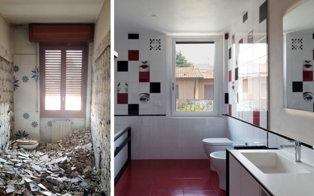 Guida alla ristrutturazione di un bagno completo | Storia del Cantiere B12