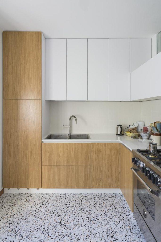 Come disporre una cucina ad angolo