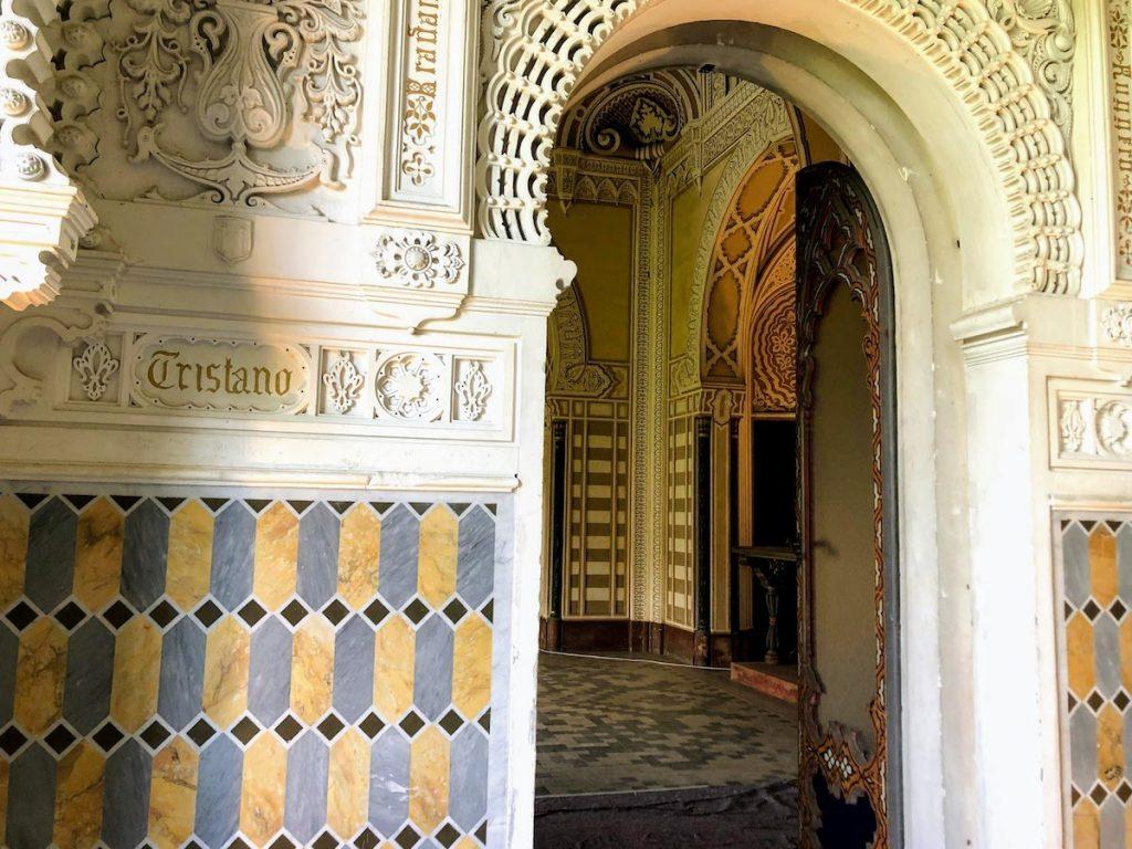 Visita al Castello e parco di Sammezzano
