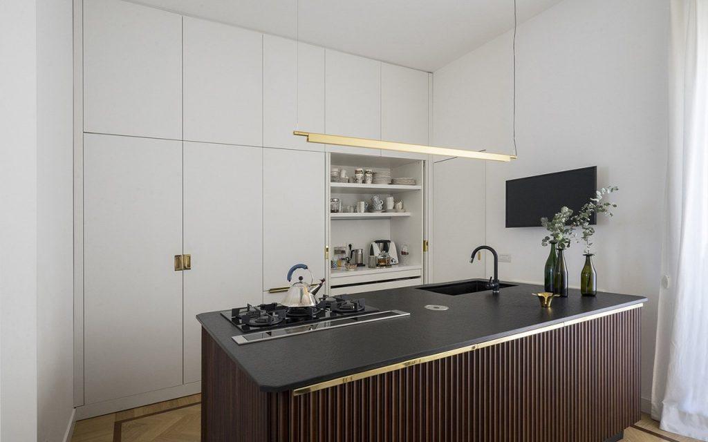 Guida al posizionamento degli elettrodomestici in cucina